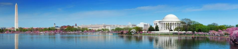 Washington Monument & Thomas Jefferson Monument