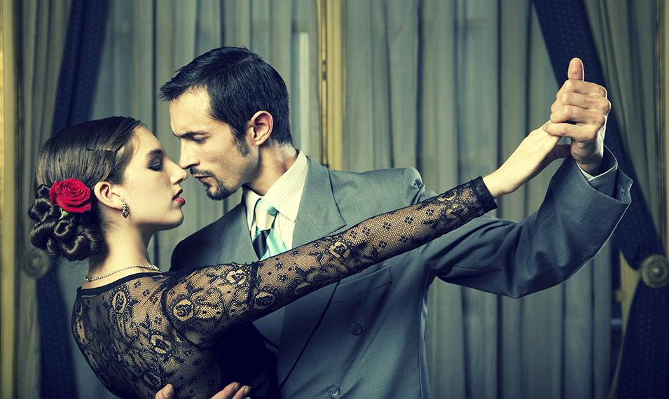 Take in a tango show in Buenos Aires.