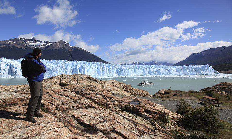 Visit the incredible Perito Moreno Glacier.