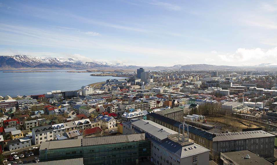 Visit Reykjavik, the world's most northern capital city.