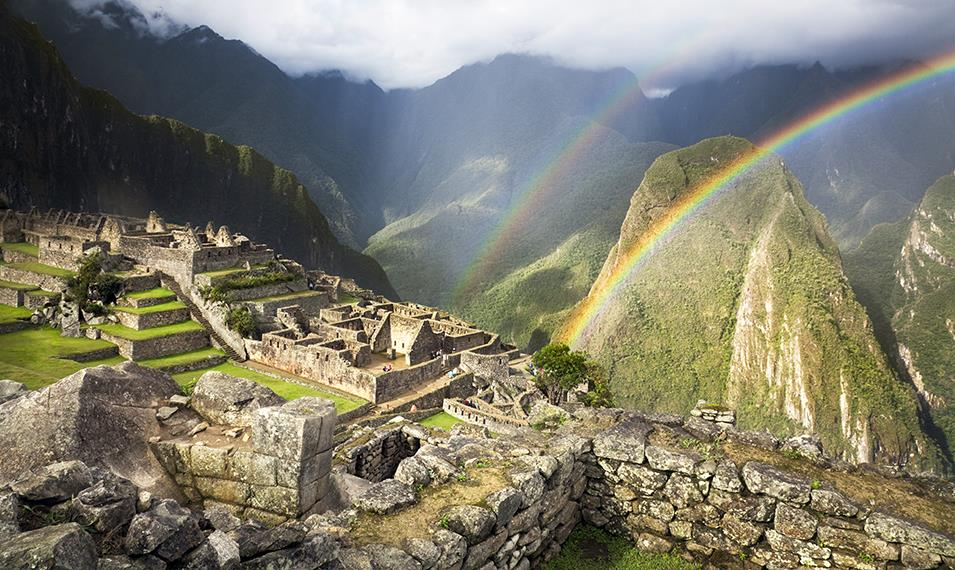 Discover the lost city of Machu Picchu.