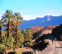 High Atlas Mountain