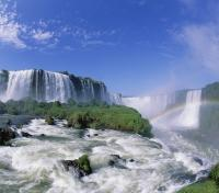 Brazil Signature Honeymoon Tours 2018 - 2019 -  Iquazu Falls - Brazilian Side