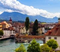 Allure of the Alps: Switzerland & Italy Tours 2018 - 2019 -  Lucerne