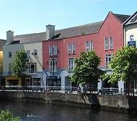 The river Garavogue in Sligo