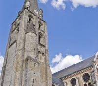 Church in Langeais