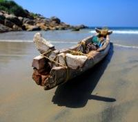 Traditional Southern Fishing Boat