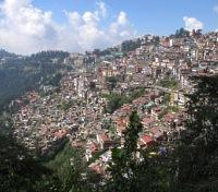Shimla - The Mountain Side City