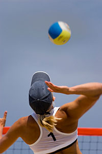 Womens Beach Vollyball