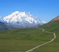 View of Mt. McKinley