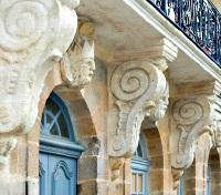 Nantes Architecture- Sculptures