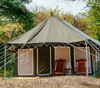 Cambodia in Style Tours 2017 - 2018 -  Banteay Chhmar Tented Camp