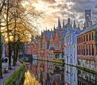 Paris, Amsterdam & Tulip River Cruise Tours 2017 - 2018 -  Bruges