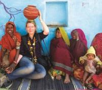ME to WE: India Discovery & Volunteering Tours 2017 - 2018 -  Local Village Women