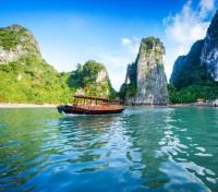 Vietnam Highlights: Pearl of Indochina Tours 2018 - 2019 -  Halong Bay