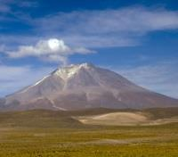 Peru, Bolivia and the Atacama Desert Tours 2019 - 2020 -  Ollague Volcano
