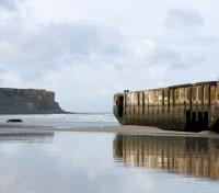 Paris and the Historic WWII Sites of Normandy Tours 2019 - 2020 -  Omaha Beach