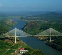 Panama Family Adventure Tours 2018 - 2019 -  Panama Canal Bridge