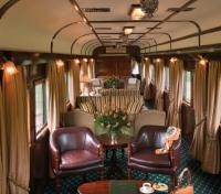 Cape, Rovos Rail & Kruger Tours 2019 - 2020 -  Observation Car