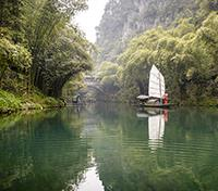 Luxury China & Tibet Exclusive Tours 2020 - 2021 -  Three Gorges Scenery
