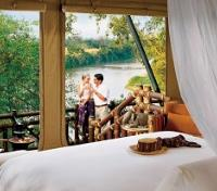 Thailand Exclusive Honeymoon Tours 2017 - 2018 -  Four Seasons Tented Camp