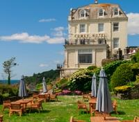 Small Group Tour: 2019 Corners of Cornwall Tours 2019 - 2020 -  Fowey Hotel