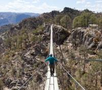 Copper Canyon Discovery Tours 2019 - 2020 -  Hiking in Copper Canyon