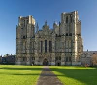 Small Group Tour: 2019 Corners of Cornwall Tours 2019 - 2020 -  Wells Cathedral