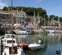 Small Group Tour: 2019 Corners of Cornwall Tours 2019 - 2020 -  Padstow Harbour