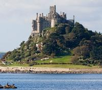 Small Group Tour: 2019 Corners of Cornwall Tours 2019 - 2020 -  St Michaels Mount