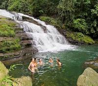 Costa Rica Off The Beaten Path Tours 2018 - 2019 -  Pacuare Waterfall