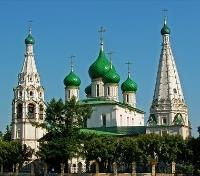 Moscow to St Petersburg Cruise  Tours 2017 - 2018 -  Church of Elijah the Profet