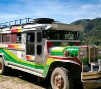 Philippines Signature: Rice Terraces & Chocolate Hills Tours 2017 - 2018 -  Local Traditional Jeepney