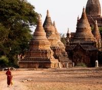 Myanmar Temples & Irrawaddy Cruise Tours 2019 - 2020 -  Pagoda & Temple Tour