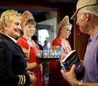 Moscow to St Petersburg Cruise  Tours 2020 - 2021 -  Welcome Drink