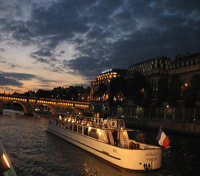 Paris, Amsterdam & Tulip River Cruise Tours 2017 - 2018 -  Cruise on the Seine