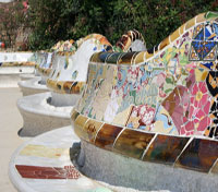 Highlights of Spain Tours 2017 - 2018 -  Parc Guell