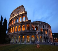 Italy Family Signature  Tours 2017 - 2018 -  The Colosseum