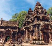 Southeast Asia Grand Journey Tours 2019 - 2020 -  Banteay Srei Temple