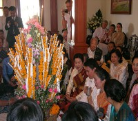 Laos Exclusive Tours 2018 - 2019 -  Baci Ceremony