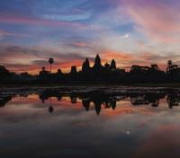 Classic Cambodia Tours 2018 - 2019 -  Sunrise at Angkor Wat