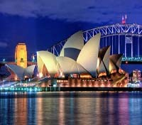Australia's West & East Coast Tours 2018 - 2019 -  Sydney Opera House