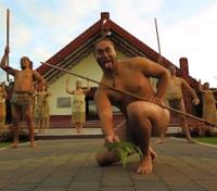 Highlights of New Zealand  Tours 2020 - 2021 -  Welcome Ceremony 'Powhiri'