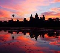 Southeast Asia Grand Journey Tours 2019 - 2020 -  Angkor Wat Sunset