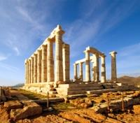 Age of Empires: Athens & Rome Tours 2017 - 2018 -  Temple of Poseidon