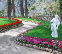 Italy Signature with Amalfi Coast Tours 2019 - 2020 -  Gardens of Augustus
