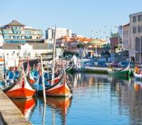 Portugal Signature Tours 2020 - 2021 -  Traditional Molicerio Boat