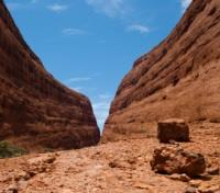 Sydney, Rock & Reef Tours 2019 - 2020 -  Landscape at Kata Tjuta Olgas