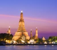 Thailand & Cambodia Highlights Tours 2020 - 2021 -  Wat Arun Temple, Bangkok
