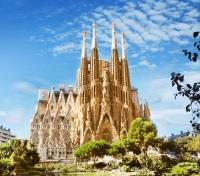 Spain Exclusive Honeymoon Tours 2019 - 2020 -  Sagrada Familia